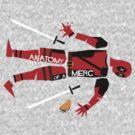 Anatomy of a Merc by Fanboy30