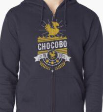 Chocobo Zipped Hoodie