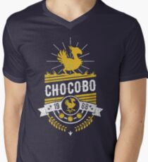 Chocobo Men's V-Neck T-Shirt