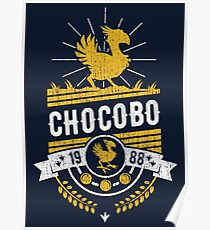 Chocobo Poster