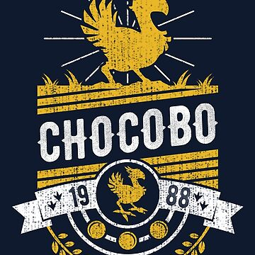 Chocobo by AlundrART
