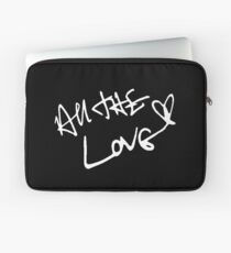 All The Love H x Laptop Sleeve