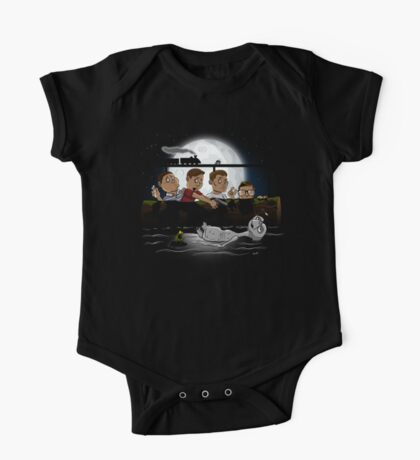 Stand By E.T. Kids Clothes
