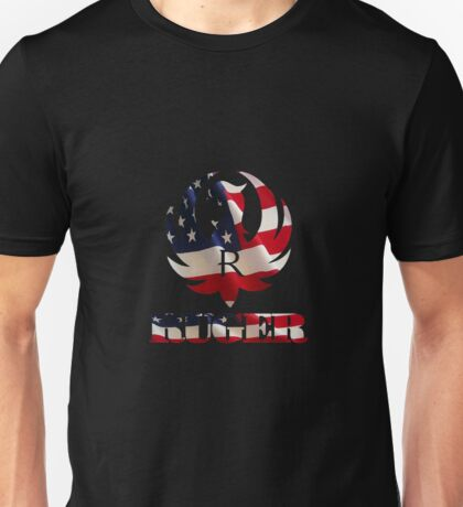RUGER AMERICA Unisex T-Shirt