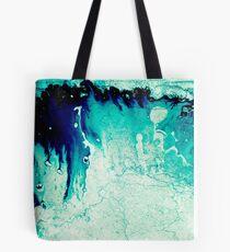 Spoiled blue Tote Bag