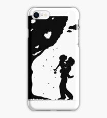 Father and Daughter iPhone Case/Skin