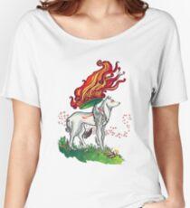 Okamiterasu Women's Relaxed Fit T-Shirt