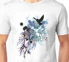 EXPECTO PATRONUM HEDWIG WATERCOLOUR Unisex T-Shirt