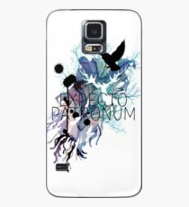 EXPECTO PATRONUM HEDWIG WATERCOLOUR Case/Skin for Samsung Galaxy