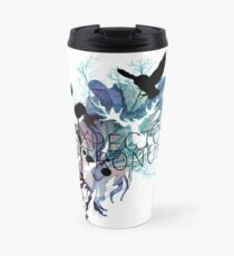 EXPECTO PATRONUM HEDWIG AQUARELL Thermosbecher