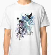 EXPECTO PATRONUM HEDWIG WATERCOLOUR 2 Classic T-Shirt