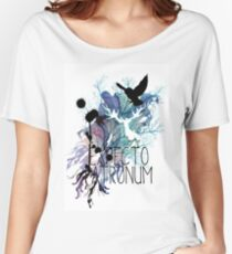 EXPECTO PATRONUM HEDWIG WATERCOLOUR 2 Women's Relaxed Fit T-Shirt