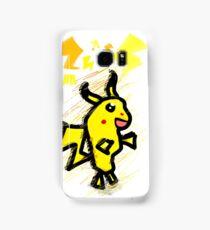 pikachu dude Samsung Galaxy Case/Skin