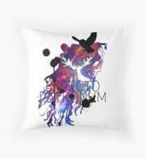 EXPECTO PATRONUM HEDWIG GALAXY 2 Throw Pillow