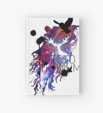 EXPECTO PATRONUM HEDWIG GALAXY 2 Hardcover Journal