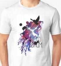 EXPECTO PATRONUM HEDWIG GALAXY Unisex T-Shirt