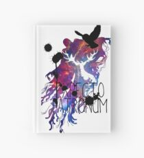 EXPECTO PATRONUM HEDWIG GALAXY Hardcover Journal