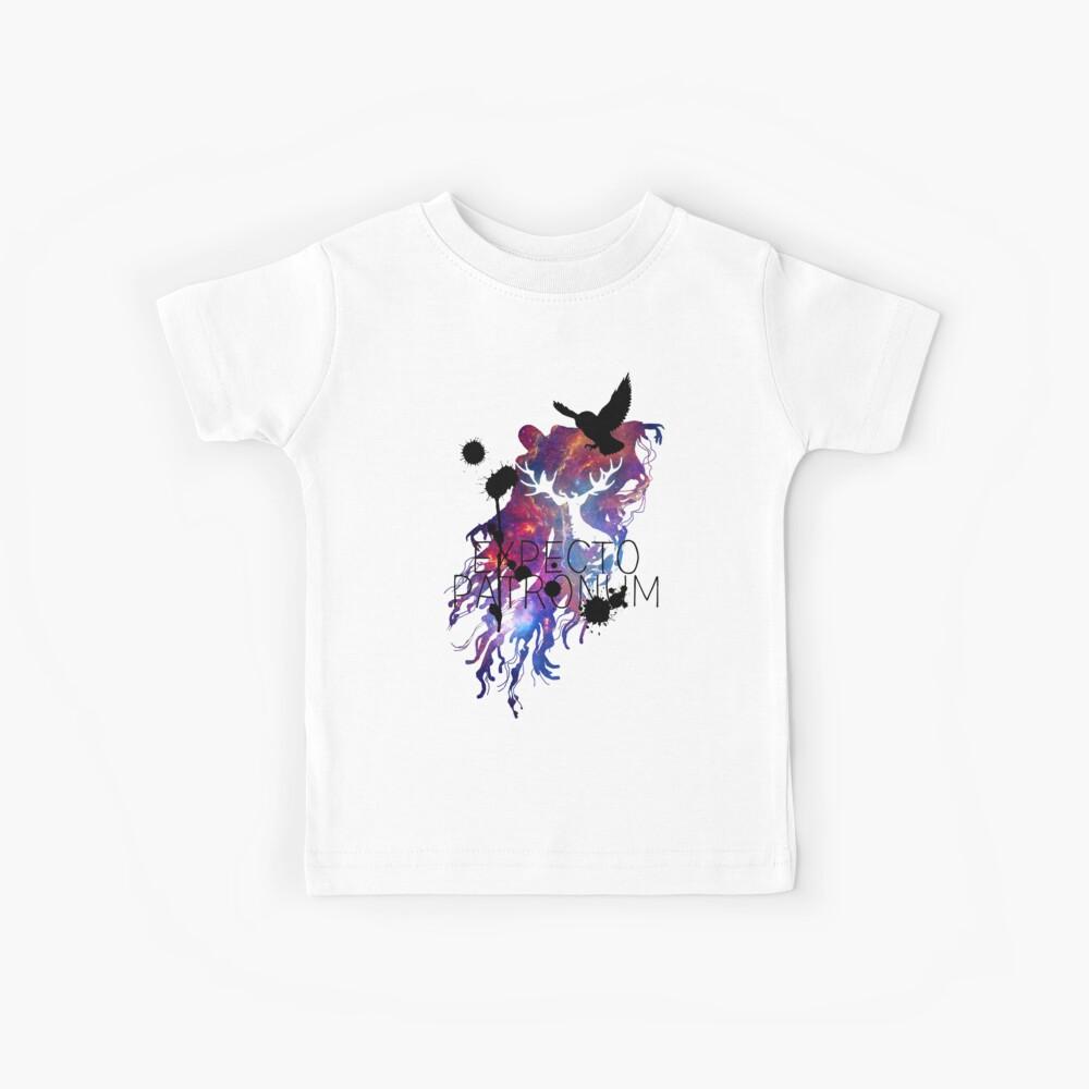 EXPECTO PATRONUM HEDWIG GALAXY 2 Camiseta para niños
