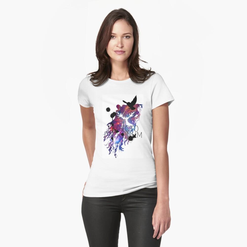 EXPECTO PATRONUM HEDWIG GALAXY 2 Camiseta entallada