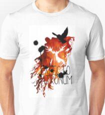 EXPECTO PATRONUM HEDWIG FIRE Unisex T-Shirt