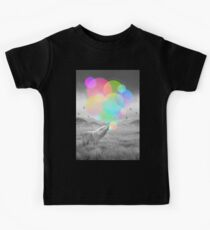 The Echoes of Silence Kids Tee