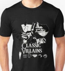 Classic Villains Unisex T-Shirt