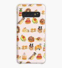Puppy Pastries Case/Skin for Samsung Galaxy