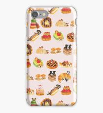Puppy Pastries iPhone Case/Skin
