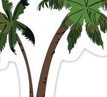 Ka'anapali Beach Maui Sticker