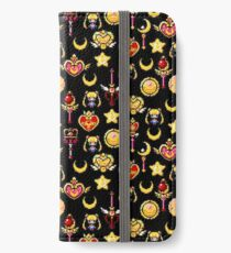 Sailor Moon - Black iPhone Wallet/Case/Skin