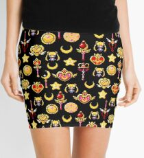 Sailor Moon - Black Mini Skirt