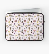 Sailor Moon family - Pink Laptop Sleeve