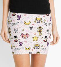 Sailor Moon family - Pink Mini Skirt