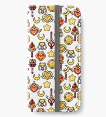 Sailor Moon - White iPhone Wallet/Case/Skin