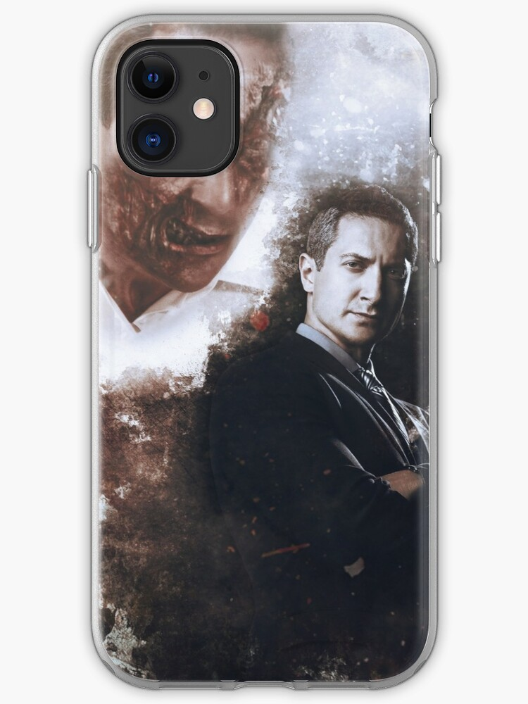 Why So Grimm iphone case