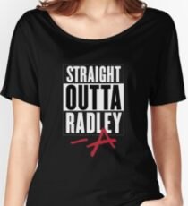 Straight Outta Radley Women's Relaxed Fit T-Shirt