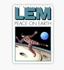 Lem - Peace  Sticker