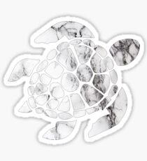 Marble Turtle 2 Sticker