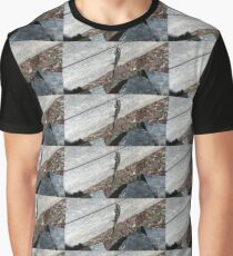 Eastern Water Skink - Blue Mountains Graphic T-Shirt