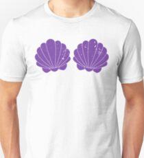 Purple Mermaid Shells T-Shirt