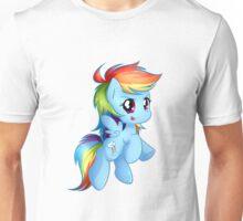 Chibi Rainbow Dash Unisex T-Shirt