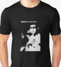 Nausea II Slim Fit T-Shirt