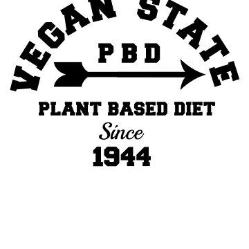 Vegan State Athletic by vastasquoheem