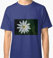 Star White Classic T-Shirt