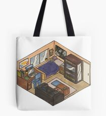 isometry Tote Bag