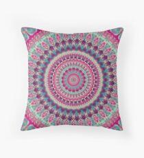 Mandala 130 Throw Pillow