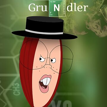 Breaking Grundler by fuzzyscene