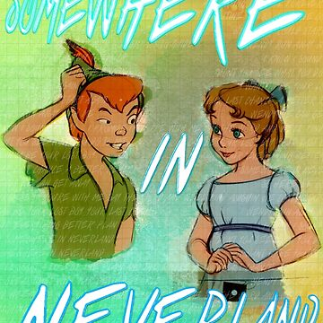 Somewhere in Neverland by fuzzyscene