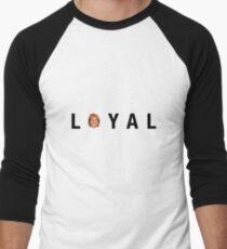 LOYAL Men's Baseball ¾ T-Shirt