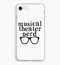 Musical Theater Nerd iPhone Case/Skin